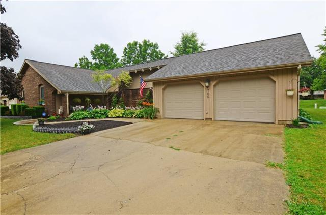 700 Maple Drive, Frankfort, IN 46041 (MLS #21654785) :: Richwine Elite Group