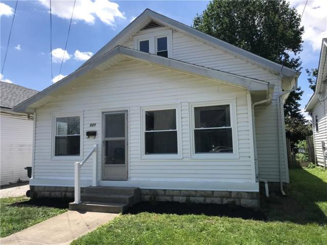 327 N Anderson Street, Greensburg, IN 47240 (MLS #21654789) :: Mike Price Realty Team - RE/MAX Centerstone