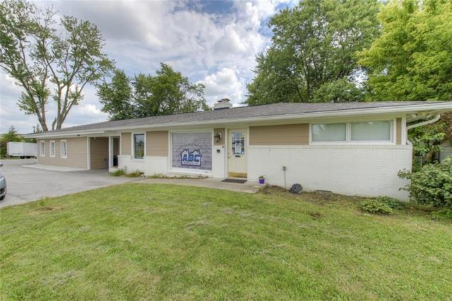 8499 E Us Highway 36 Highway, Avon, IN 46123 (MLS #21654816) :: HergGroup Indianapolis
