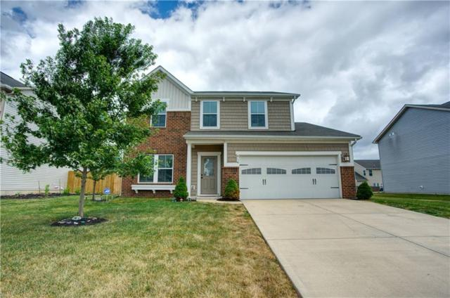 6736 Branches Drive, Brownsburg, IN 46112 (MLS #21654834) :: Richwine Elite Group