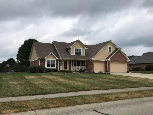 1708 S Fox Cove Blvd, New Palestine, IN 46163 (MLS #21654848) :: The Star Team | RE/MAX Realty Group