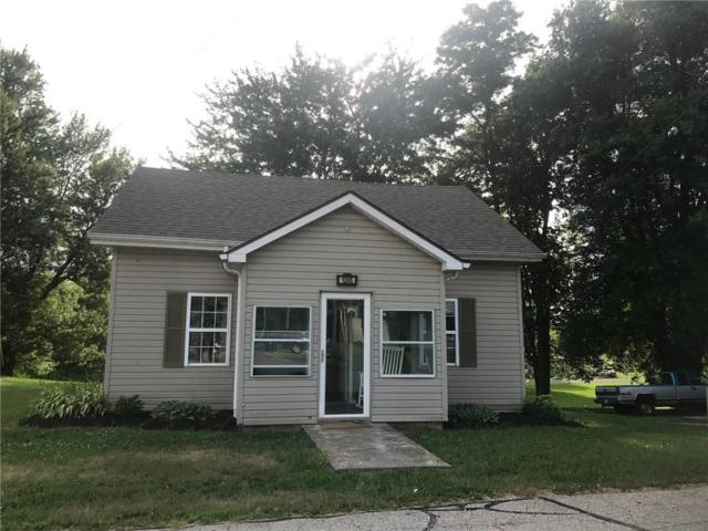 1205 N County Road 525 Road W, New Castle, IN 47362 (MLS #21654858) :: The Star Team | RE/MAX Realty Group