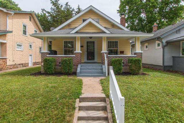 5215 E North Street, Indianapolis, IN 46219 (MLS #21654865) :: Richwine Elite Group