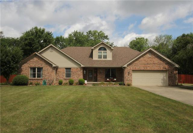 3570 White Tail Run, Mooresville, IN 46158 (MLS #21654896) :: Mike Price Realty Team - RE/MAX Centerstone