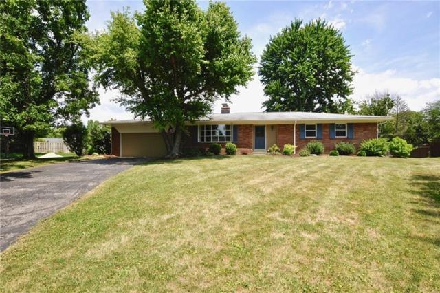 6937 Daneby Circle, Indianapolis, IN 46220 (MLS #21654903) :: The Evelo Team