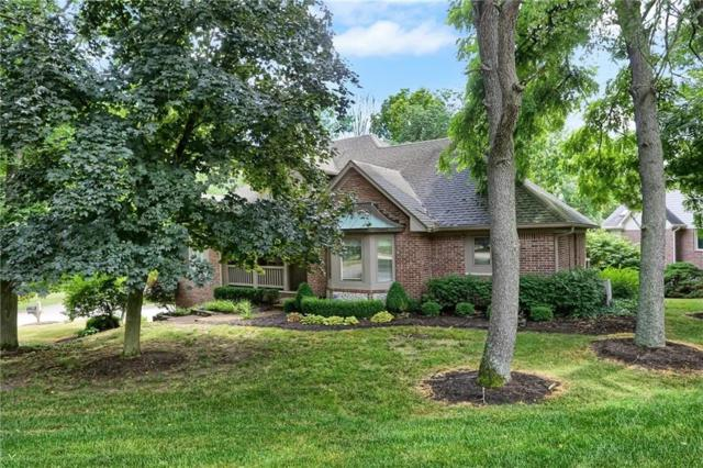 6357 Deerwood Court, Greenwood, IN 46143 (MLS #21654921) :: Mike Price Realty Team - RE/MAX Centerstone