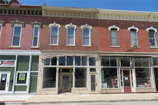 130 W Main Street, Crawfordsville, IN 47933 (MLS #21654922) :: The Indy Property Source