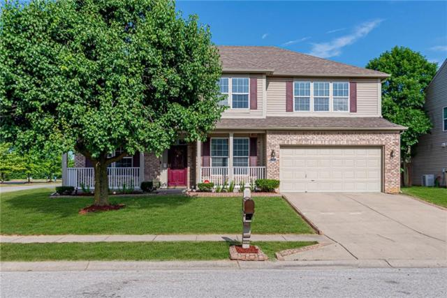 2132 Seattle Slew Drive, Indianapolis, IN 46234 (MLS #21654976) :: Mike Price Realty Team - RE/MAX Centerstone