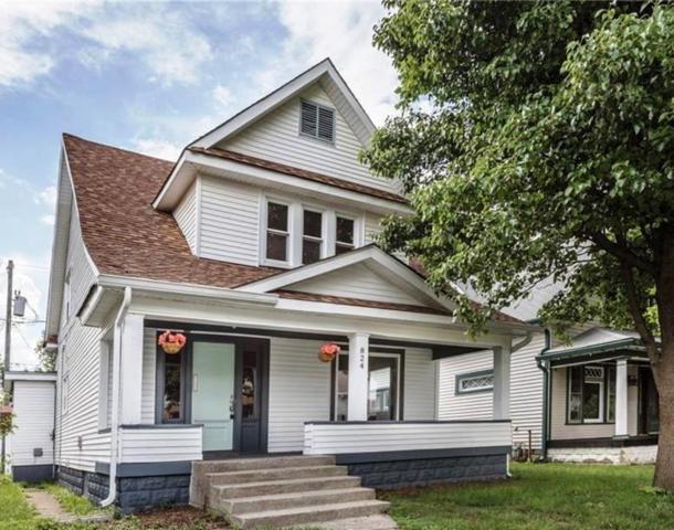 824 Eastern Avenue, Indianapolis, IN 46201 (MLS #21654979) :: Heard Real Estate Team | eXp Realty, LLC