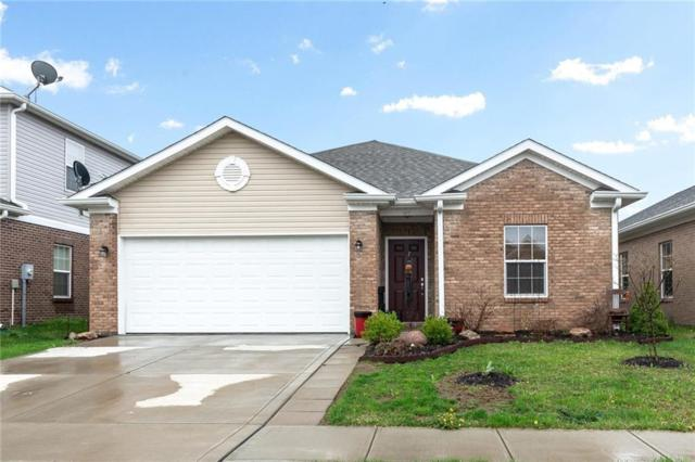 907 Hildebrand Drive, Indianapolis, IN 46217 (MLS #21654983) :: The ORR Home Selling Team