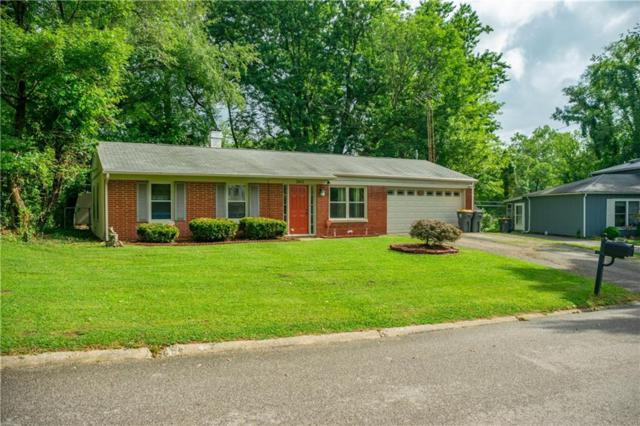 3612 W Parkview Drive, Bloomington, IN 47404 (MLS #21655009) :: Mike Price Realty Team - RE/MAX Centerstone