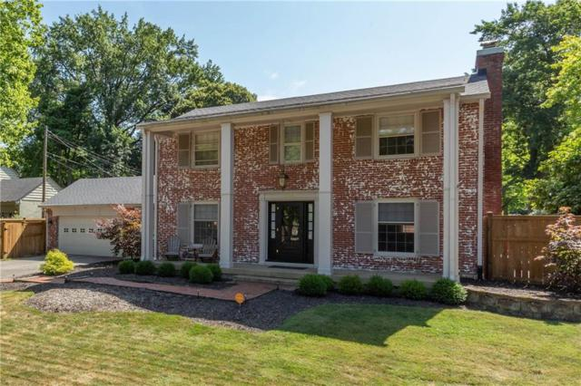 5851 Carvel Avenue, Indianapolis, IN 46220 (MLS #21655082) :: Heard Real Estate Team | eXp Realty, LLC
