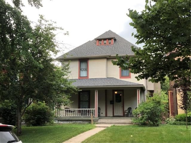 967 Woodruff Pl E Drive, Indianapolis, IN 46201 (MLS #21655103) :: Mike Price Realty Team - RE/MAX Centerstone
