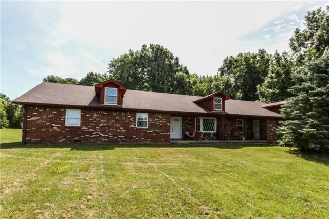 9673 S County Road 0, Clayton, IN 46118 (MLS #21655118) :: Mike Price Realty Team - RE/MAX Centerstone