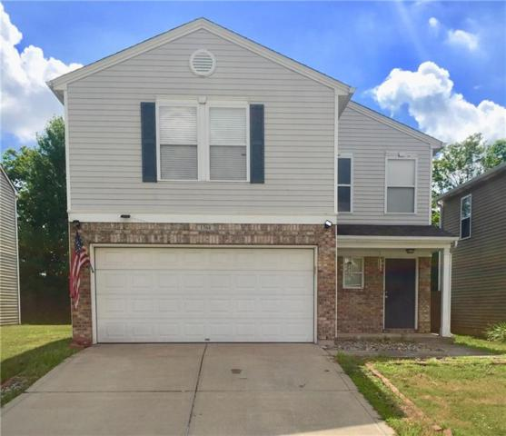 1764 Feather Reed Lane, Greenwood, IN 46143 (MLS #21655127) :: Richwine Elite Group