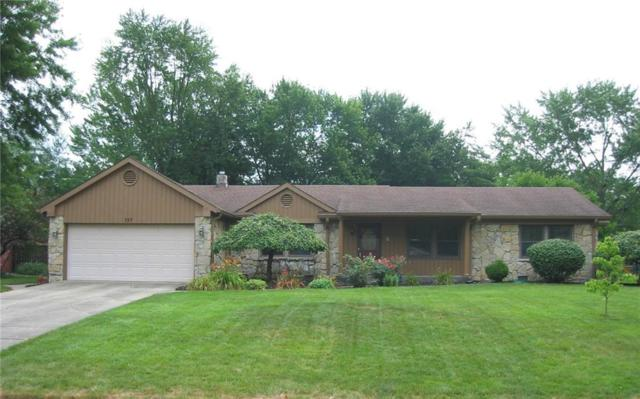 727 Happy Hollow Court, Greenwood, IN 46142 (MLS #21655145) :: Mike Price Realty Team - RE/MAX Centerstone