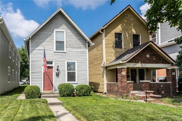 936 Dr. Martin Luther King Jr. Street, Indianapolis, IN 46202 (MLS #21655146) :: Richwine Elite Group