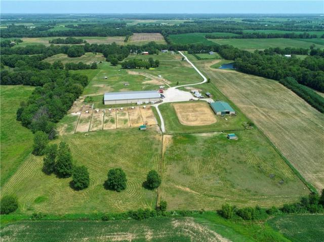 850 W County Road 1000 N., Roachdale, IN 46172 (MLS #21655166) :: Mike Price Realty Team - RE/MAX Centerstone