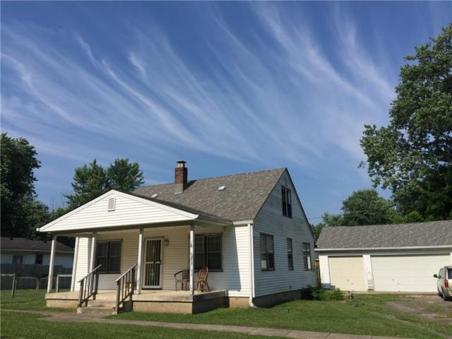 1444 S Spencer Avenue, Indianapolis, IN 46203 (MLS #21655191) :: Mike Price Realty Team - RE/MAX Centerstone