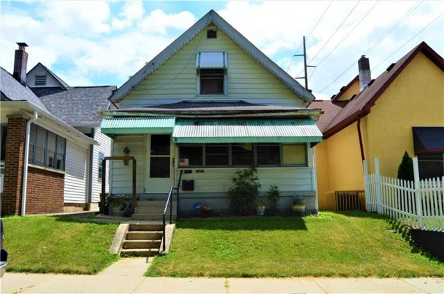 1661 S Talbott Street, Indianapolis, IN 46225 (MLS #21655194) :: Mike Price Realty Team - RE/MAX Centerstone