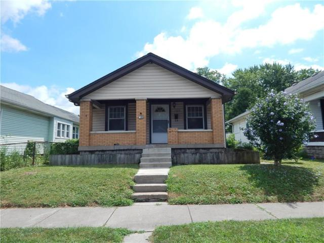 1529 Dawson Street, Indianapolis, IN 46203 (MLS #21655222) :: Mike Price Realty Team - RE/MAX Centerstone