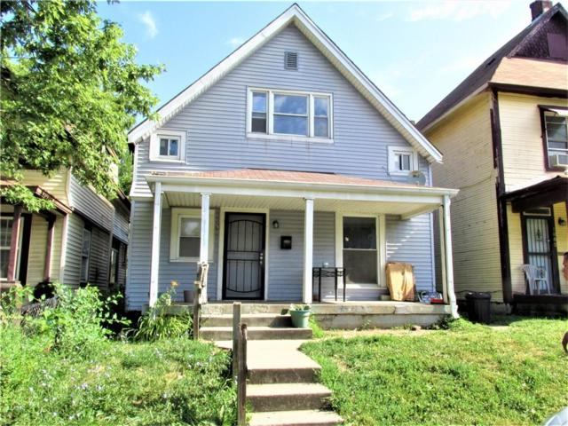 1054 Eugene Street, Indianapolis, IN 46208 (MLS #21655223) :: FC Tucker Company