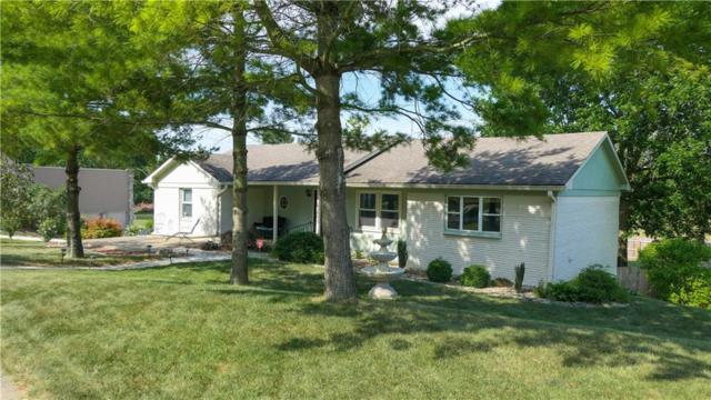 11434 Creekwood Circle, Indianapolis, IN 46239 (MLS #21655229) :: David Brenton's Team