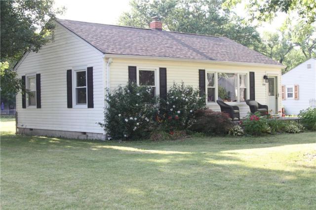 1514 S Morgantown Road, Greenwood, IN 46143 (MLS #21655260) :: Richwine Elite Group