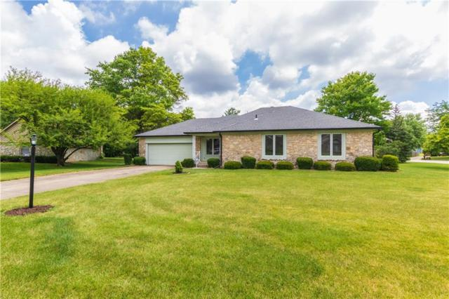 1823 Mace Drive, Indianapolis, IN 46229 (MLS #21655270) :: Richwine Elite Group