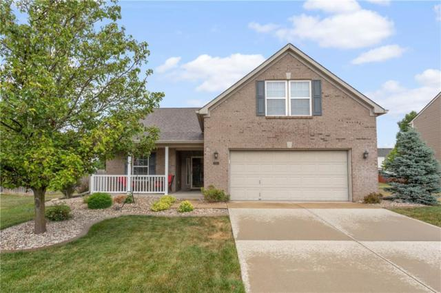2350 Seattle Slew Drive, Indianapolis, IN 46234 (MLS #21655274) :: Richwine Elite Group
