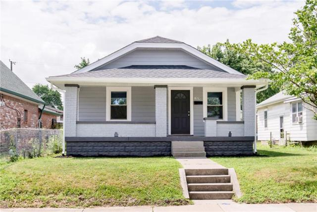 1529 E Wade Street, Indianapolis, IN 46203 (MLS #21655278) :: Mike Price Realty Team - RE/MAX Centerstone