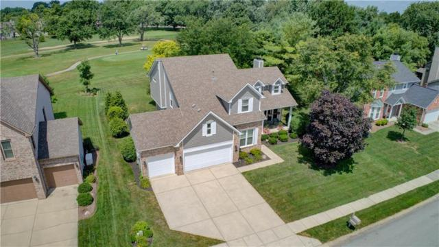 9800 Wentworth Court, Carmel, IN 46032 (MLS #21655285) :: Mike Price Realty Team - RE/MAX Centerstone