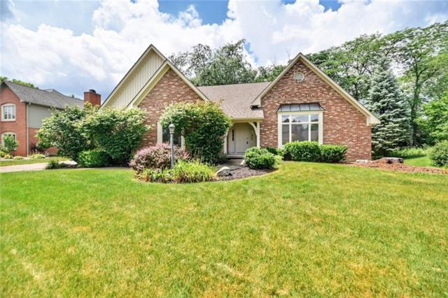 8836 Major Run, Indianapolis, IN 46256 (MLS #21655287) :: Mike Price Realty Team - RE/MAX Centerstone