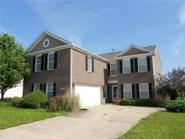 452 Plainville Drive, Westfield, IN 46074 (MLS #21655288) :: AR/haus Group Realty