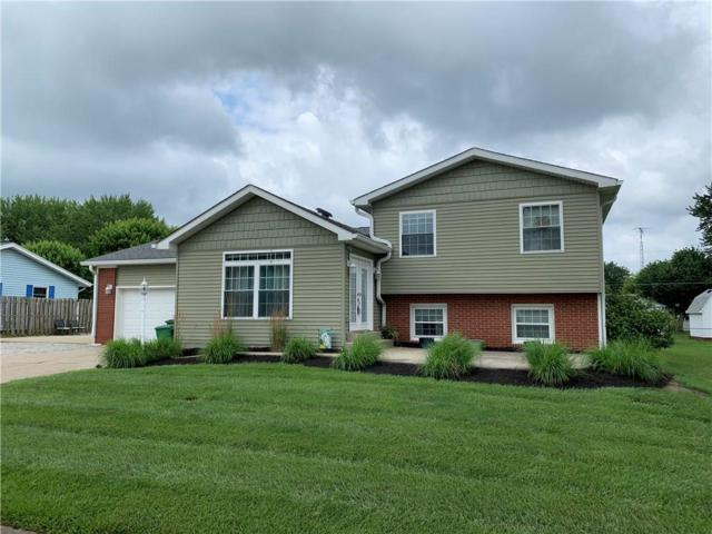 2615 Maple Drive, New Castle, IN 47362 (MLS #21655317) :: David Brenton's Team