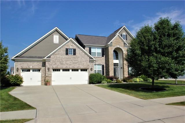 13782 Piazza Court, Carmel, IN 46074 (MLS #21655363) :: Richwine Elite Group