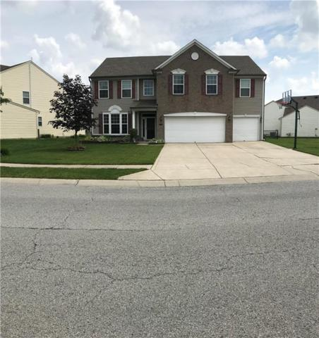 5017 Skipping Stone Drive, Indianapolis, IN 46237 (MLS #21655373) :: Richwine Elite Group