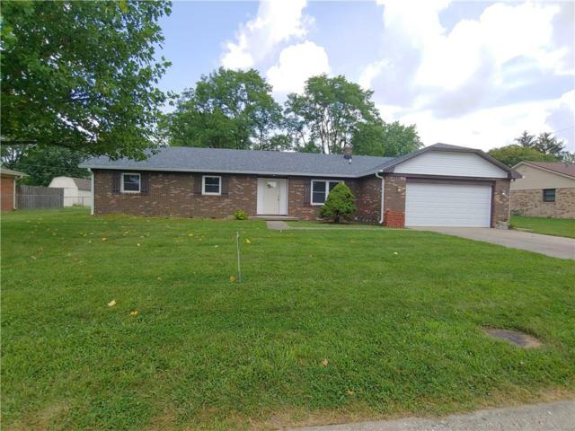 1034 Mohr Street, Shelbyville, IN 46176 (MLS #21655381) :: David Brenton's Team