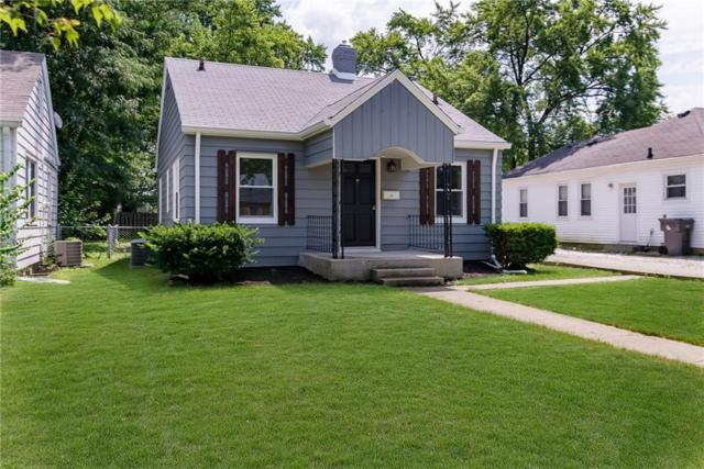 1441 Wallace Avenue, Indianapolis, IN 46201 (MLS #21655412) :: Richwine Elite Group