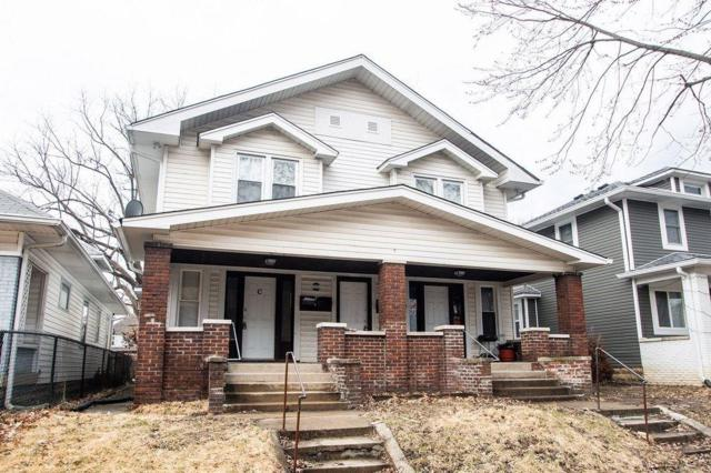 546 Eastern Avenue, Indianapolis, IN 46201 (MLS #21655430) :: Mike Price Realty Team - RE/MAX Centerstone