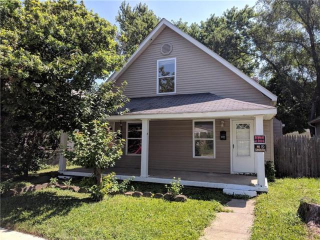 1537-1539 S Reisner Street, Indianapolis, IN 46221 (MLS #21655439) :: David Brenton's Team