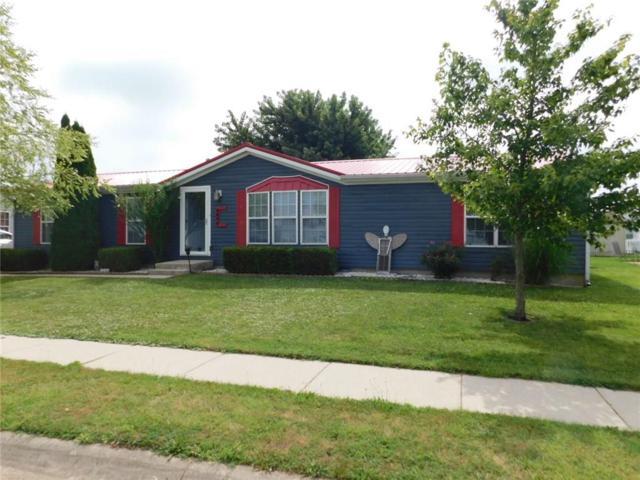 4645 W Ridge Drive, Columbus, IN 47203 (MLS #21655444) :: Richwine Elite Group