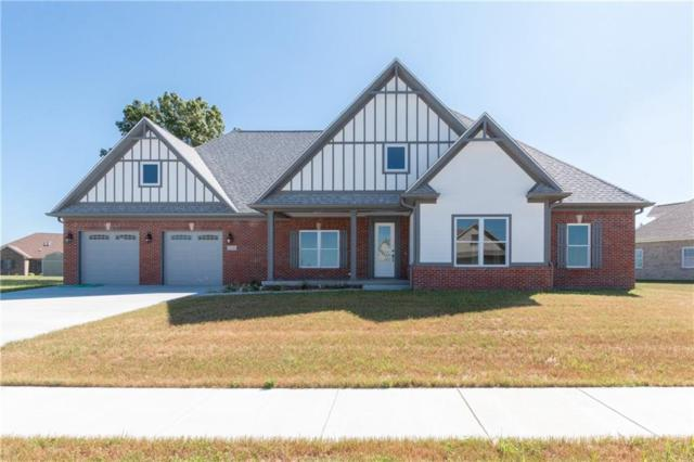 3536 St. Andrews Place, Seymour, IN 47274 (MLS #21655459) :: Richwine Elite Group