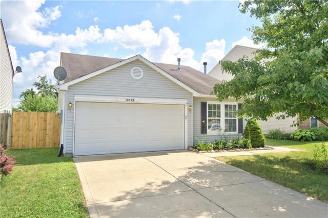 10329 Kensington Way, Indianapolis, IN 46234 (MLS #21655528) :: Heard Real Estate Team | eXp Realty, LLC