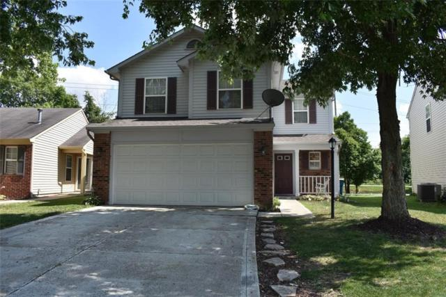 10333 Liverpool Way, Indianapolis, IN 46236 (MLS #21655535) :: Mike Price Realty Team - RE/MAX Centerstone
