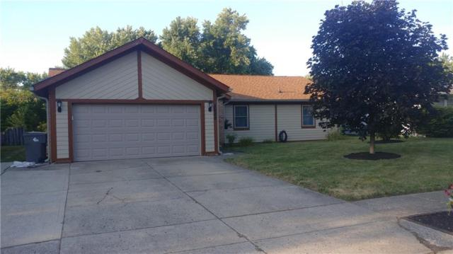 5628 Hill Rise Drive, Indianapolis, IN 46237 (MLS #21655543) :: Richwine Elite Group