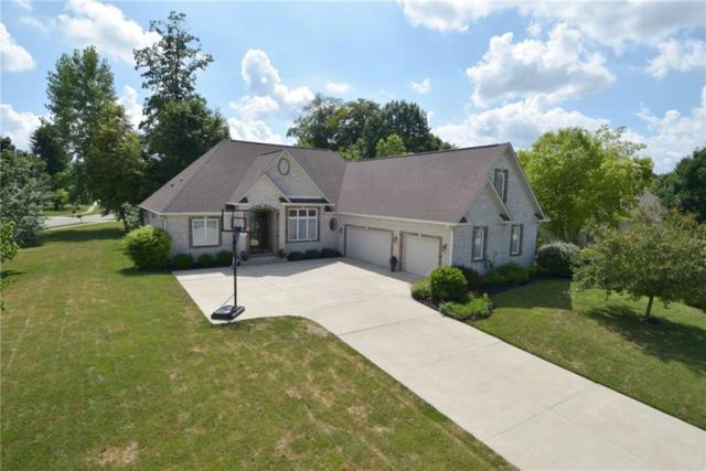 5301 Brooks Bend Road, Greenwood, IN 46143 (MLS #21655554) :: Heard Real Estate Team | eXp Realty, LLC