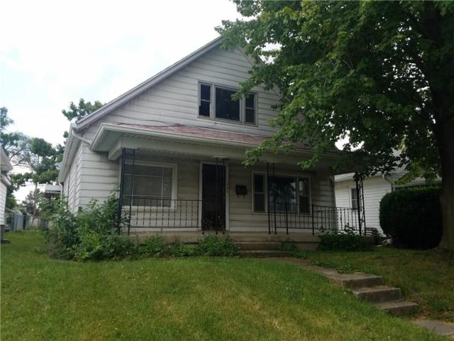 1506 Finley Avenue, Indianapolis, IN 46203 (MLS #21655581) :: The Indy Property Source