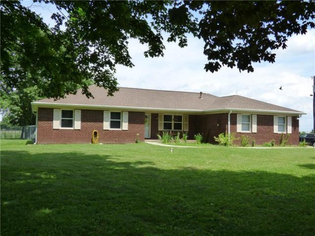 7732 W County Road 300 N, Greenfield, IN 46140 (MLS #21655594) :: Richwine Elite Group