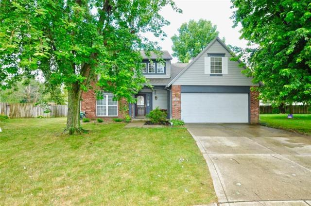 925 Mallory Parkway, Franklin, IN 46131 (MLS #21655599) :: Richwine Elite Group